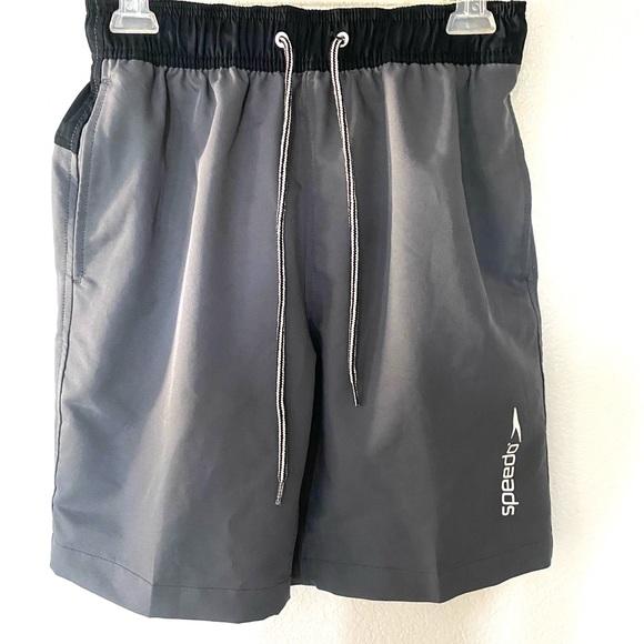 SPEEDO Mens Active 2-Way Stretch Swim Trunks Shorts SizeS UV 50+